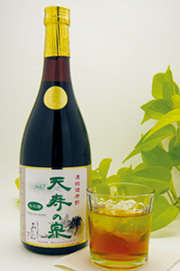 飲むお酢・濃縮健康酢『天寿の泉 松の精』